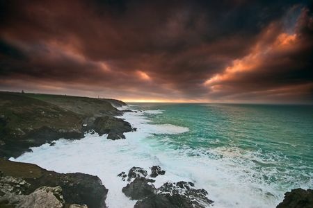 ceased: Situated in the St Just Mining District, one of the most ancient hard-rock tin and copper mining areas in Cornwall. In 1748 the first reference was made to the mine, in 1919 it saw a great disaster when a man beam broke killing 31 men, the mine ceased ope