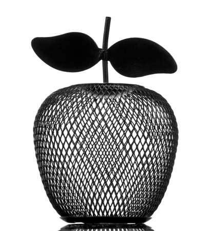 Night lamp. Apple Stock Photo - 18032775