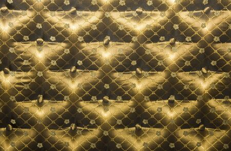 Vintage gold surface. Texture or background photo