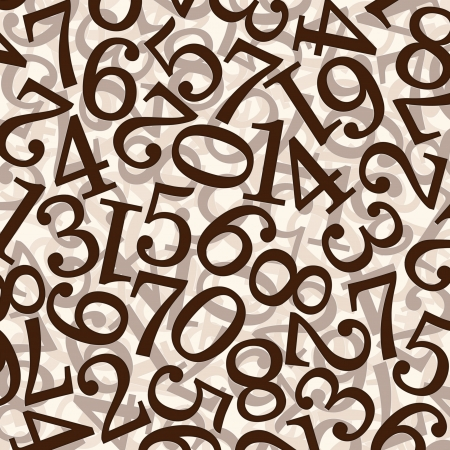 binaries: Abstract numbers. Use for background or texture Stock Photo