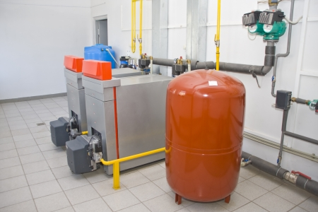 Gas boilers photo