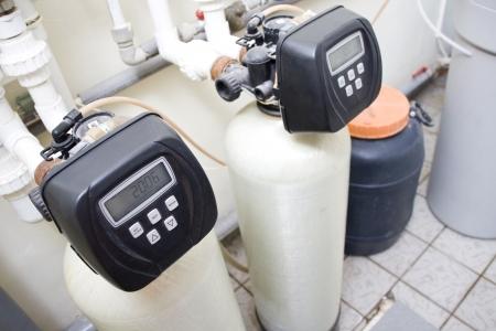 generators: Water filtering system
