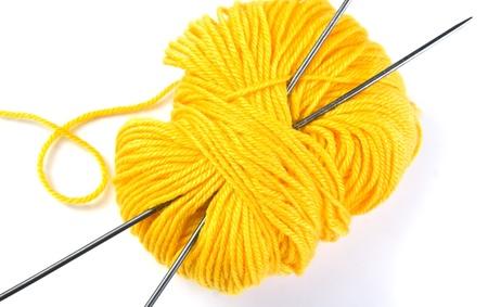 balls of yarn: Knitting