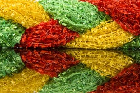 pigtail: Color pigtail