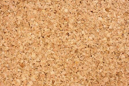 Close-up of cork board. Background or texture photo