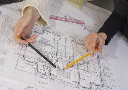 Designing the house photo