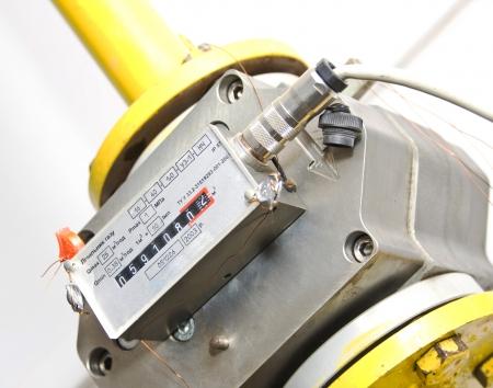 gas gauge: Gas meters