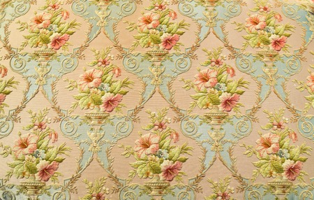 Rose fabric background of wallpapers closeup