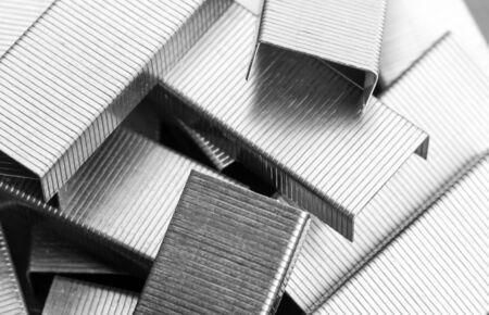 staplers: Heap of staples for stapler