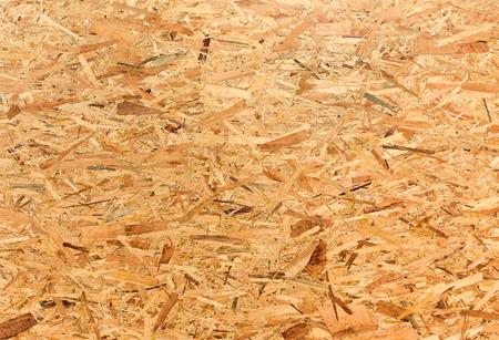 medium close up: Close up of fibreboard texture