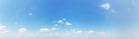 skies: Blue sky with clouds background