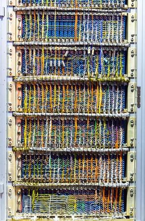 patch panel: Analog communication technologies