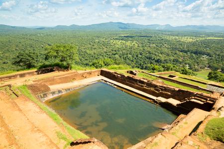 Sigiriya Sri Lanka kingdom ancient buddha temple