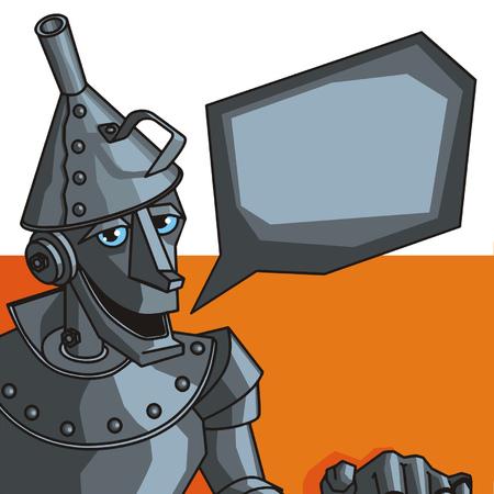 Iron Man: iron man Illustration