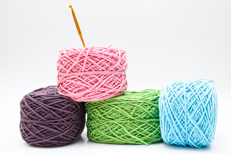 Set of cotton roll