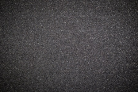Black rubber background. photo