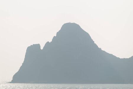 Big island in Thailand. photo