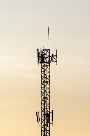 radio tower: Radio tower.