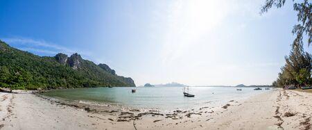 Beach in Thailand. photo