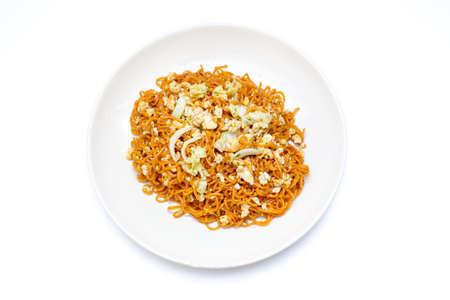 fried noodle: Fried noodle.