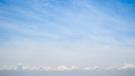 sky cloud: Rain cloud in sky.