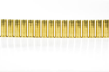38: Image of .38 Cal in box isolated.