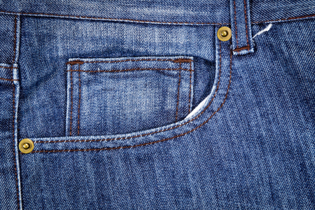 jeans pocket: Native jean background.