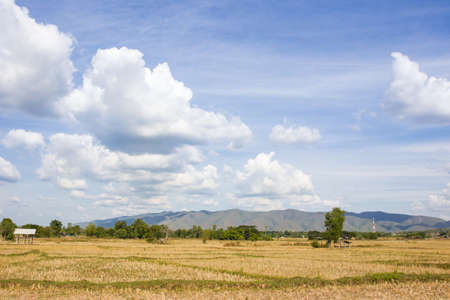 country side: Landscape of country side in Thailand. Stock Photo