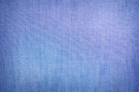 Common style of jean fabric surface close up background.