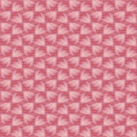 tillable: Seamless tillable background. Fur flower retro texture.