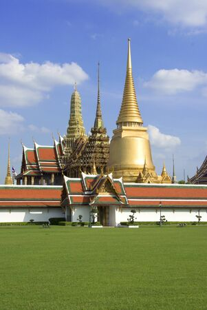 Emerald Temple, Grand Palace, Bangkok, Thailand
