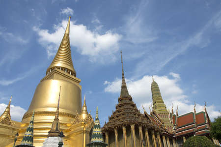 Emerald Temple, Grand Palace, Bangkok, Thailand photo