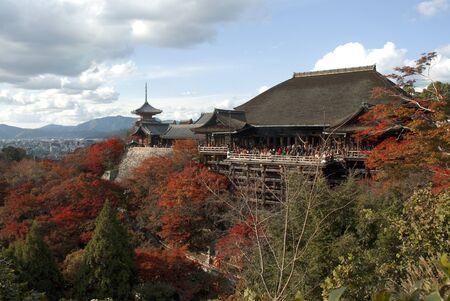 dera: Kiyomitsu Dera, Kyoto, Japan
