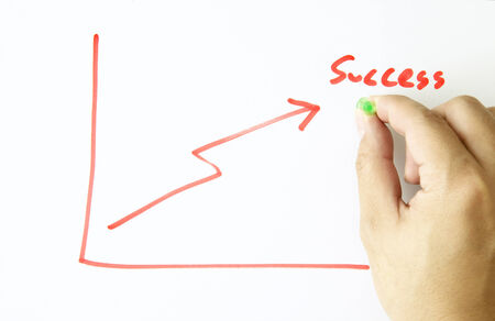 Put the Pin on Success graph