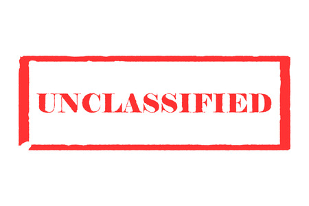 Unclassified Rubber stamp