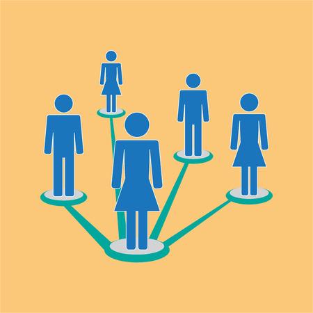 Women Leader - concept