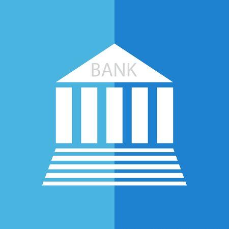 BANK icon  sign  symbol