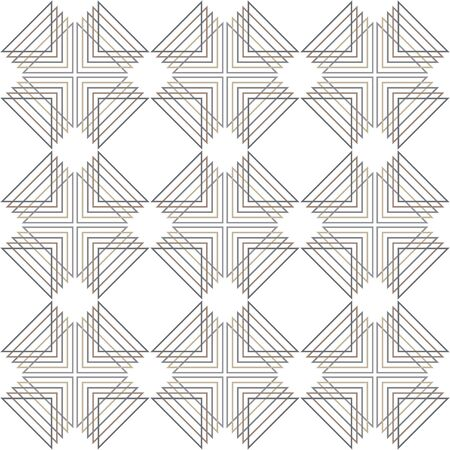 Simple Geometry pattern - abstract background