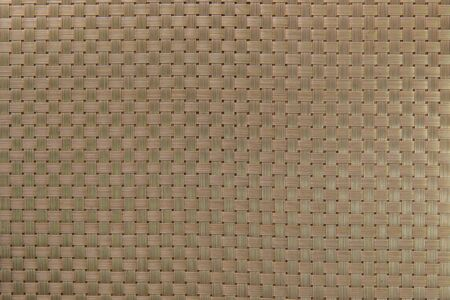 nylon: Gold textured surface of interlace nylon strings