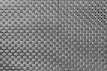 interlace: Gray textured surface of interlace nylon strings