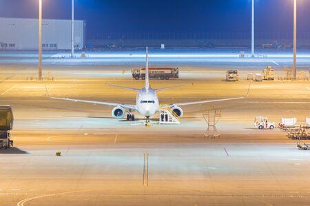 chubu: AICHI, JAPAN - JUNE 26, 2016: Chubu Centrair International Airport in Japan, Chubu Centrair International Airport is the main international gateway for the Chubu region of Japan. Editorial