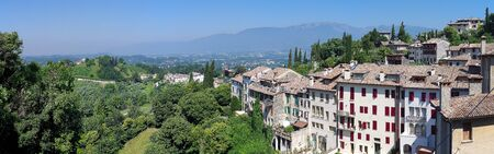 treviso: Overview Asolo Treviso Italy