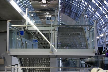 escalate: inside Suvanpumi airport