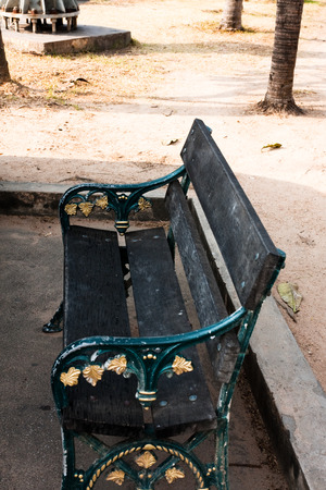 garden chair photo