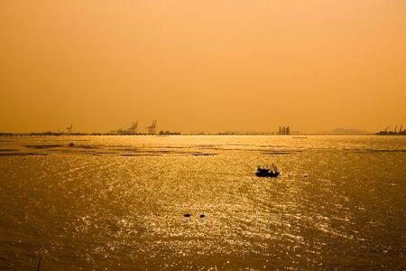 hot natural landscape Thailand sea photo