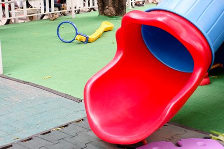 jungle gyms: Playground Stock Photo