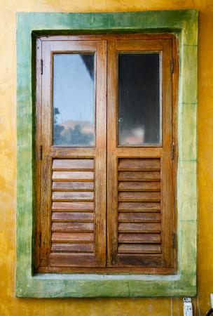 channel: vintage wooden window channel