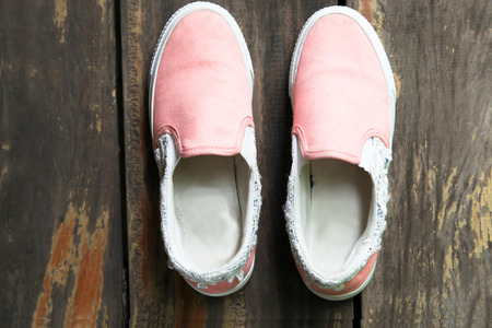 pink shoes: lovely pink shoes