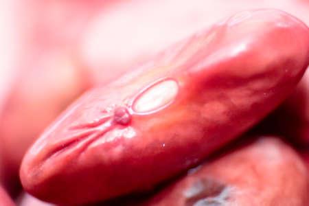 frijoles rojos: Frijoles rojos Foto de archivo