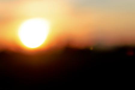sunbeams: Sunbeams passing through clouds Stock Photo